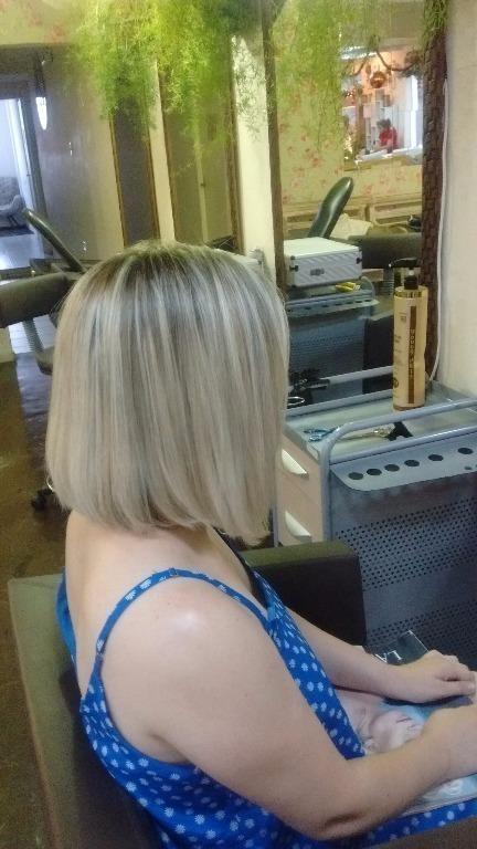 #loiraplatinada #loirapoderosa cabeleireiro(a) maquiador(a)