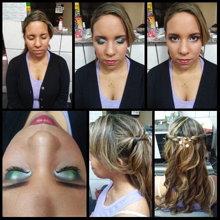 cabeleireiro(a) designer de sobrancelhas manicure e pedicure maquiador(a)