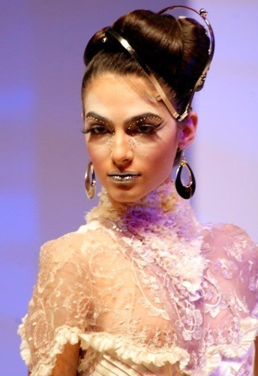 Hair brasil 2009  maquiador(a)