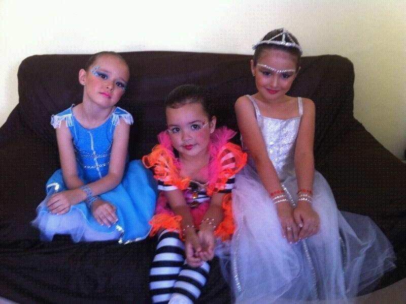 Make para evento de ballet  maquiador(a)