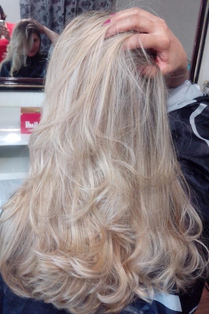Depois cabeleireiro(a) depilador(a)