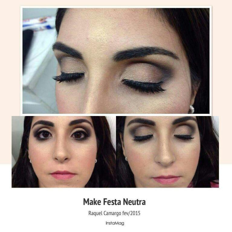 maquiagem maquiador(a) fisioterapeuta