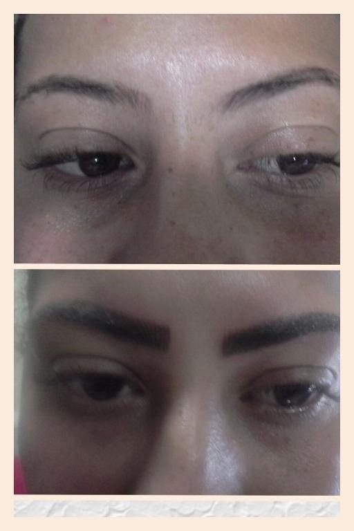 designer de sobrancelhas cabeleireiro(a)