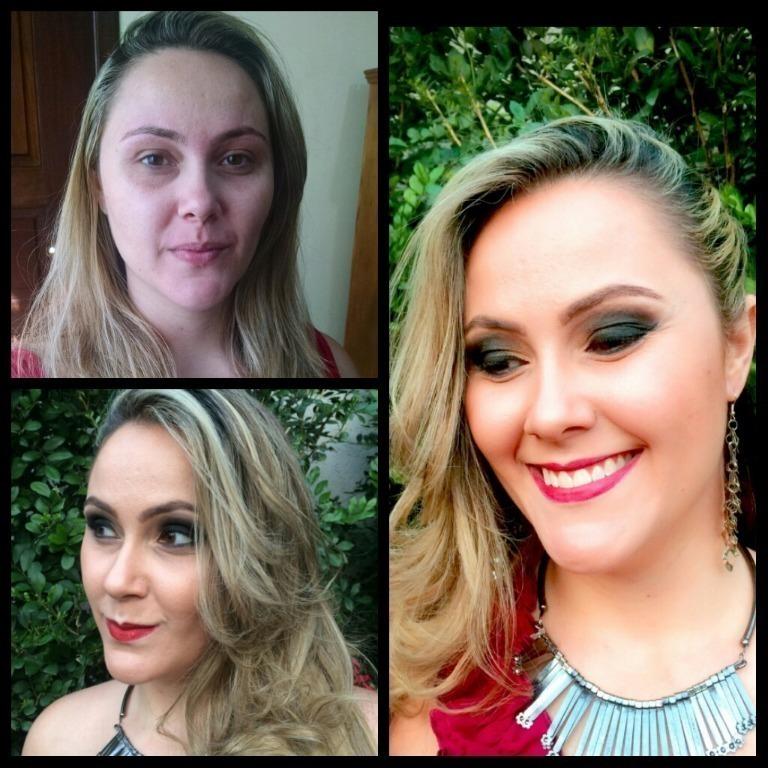 Maquiagem para festa de casamento.  Utilizei produtos de longa duração, resistentes e a prova d'agua. #maquiagem #maquiadora  #maquilage m#maquiadoraprofissional #makeup #make #foto #fotografia #photo #fotografo #color #beauty #bookfotográfico #ensaiofotográfico #retrato #maquiagemmadrinha #maquiagemcasamento Maquiagemsocial #maquiagemfesta #noiva #maquiagemnoiva #maquiagemnoivas #noivas #makeupnoivas cabeleireiro(a) maquiador(a) escovista designer de sobrancelhas depilador(a)