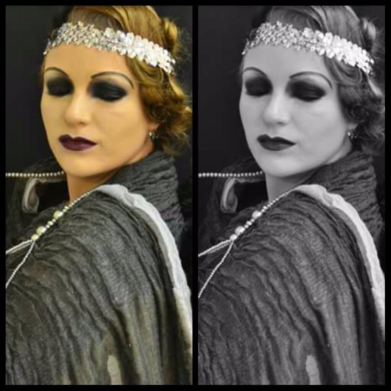 Maquiagem Cênica – Anos 20 #maquiagem #maquiadora  #maquilagem #maquiadoraprofissional #makeup #make #foto #fotografia #photo #fotografo #color #beauty #maquiagemcênica #maquiagemartística #cênica #arte #penteado #cabelo #maquiagemteatro #teatro #maquiagempalco #maquiagemapresentação  #maquiagemanos20 #anos20 #maquiagemdeépoca #maquiagemépica  #fantasia #festafantasia #festaafantasia #fiesta #maquiagemfantasia cabeleireiro(a) maquiador(a) escovista designer de sobrancelhas depilador(a)