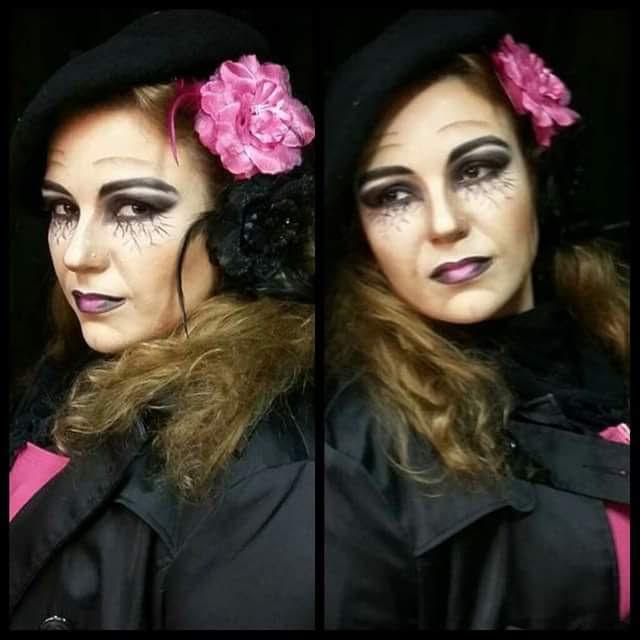 """Maquiagem Cênica / Artística –Maquiagem  inspiração do texto: """"A Bruxinha que era boa"""" #maquiagem #maquiadora  #maquilagem #maquiadoraprofissional #makeup #make #foto #fotografia #photo #fotografo #color #beauty #maquiagemcênica #maquiagemartística #cênica #arte #penteado #cabelo #maquiagemteatro #teatro #maquiagempalco #maquiagemapresentação  #maquiagemacaveira #maquiagemdeépoca #maquiagemépica  #fantasia #festafantasia #festaafantasia #fiesta #maquiagemfantasia  #maquillaje #bruxa #bruxinha #maquiagembruxa cabeleireiro(a) maquiador(a) escovista designer de sobrancelhas depilador(a)"""