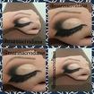 Croqui de mão, é uma ótima alternativa para testar um look, combinação de cores ou colocar em prática aquela ideia repentina. 😻❤💋 By Marina Cividanis  #makeupbymarinacividanis #maquiagembrasill #maquiagem #croquis #croqui #carreirabeauty