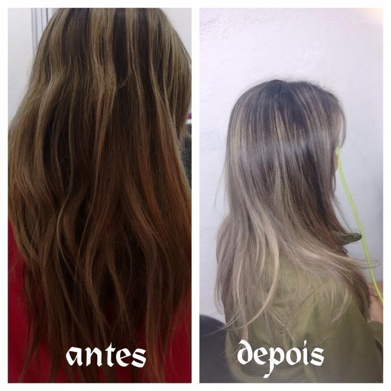Luzes cabeleireiro(a) manicure e pedicure maquiador(a)
