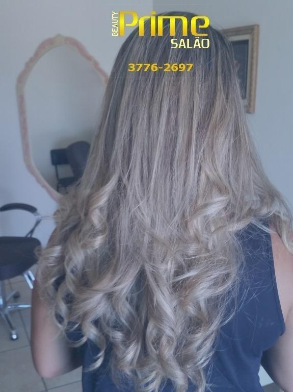 Luzes perola cabeleireiro(a)