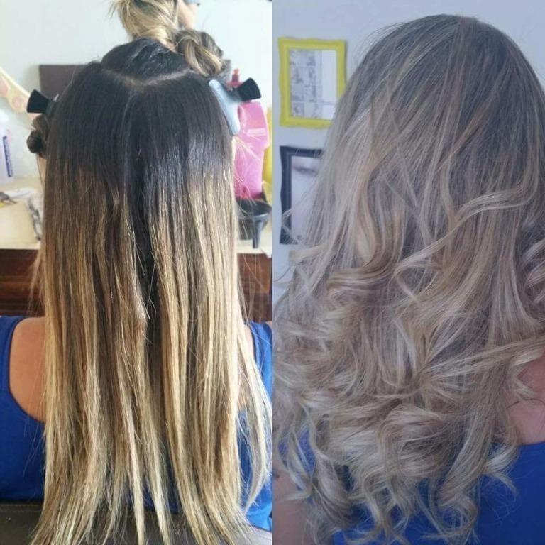 Correção e luzes cabeleireiro(a)