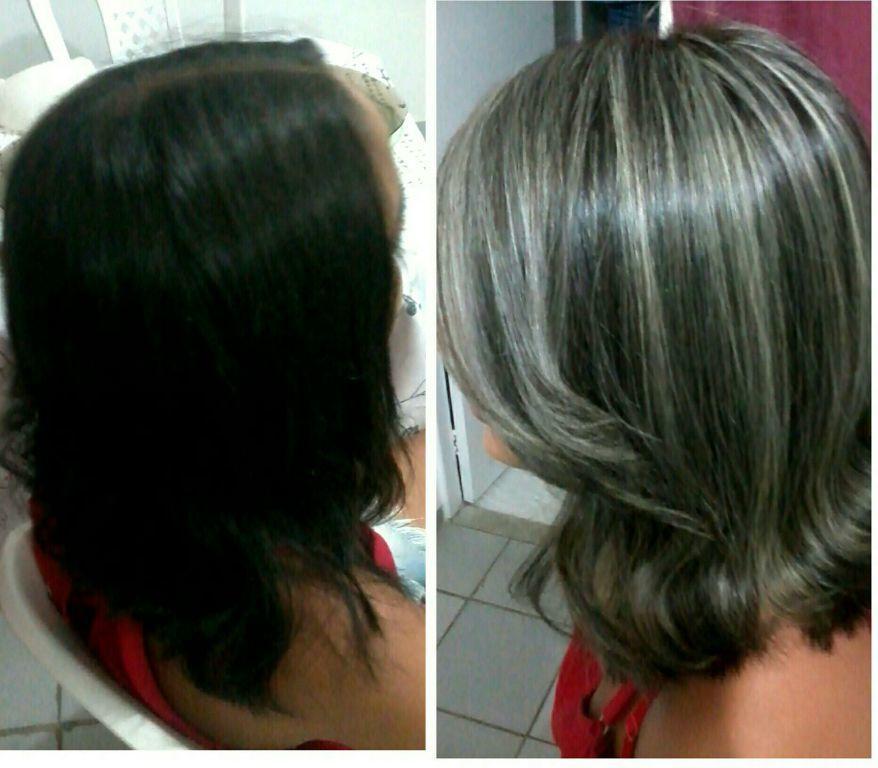 Mudanca de visual cabelo cabeleireiro(a) designer de sobrancelhas maquiador(a)