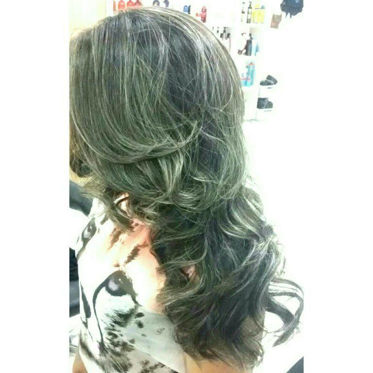 Ombre hair....simples e discreto como a cliente queria cabelo cabeleireiro(a) designer de sobrancelhas maquiador(a)