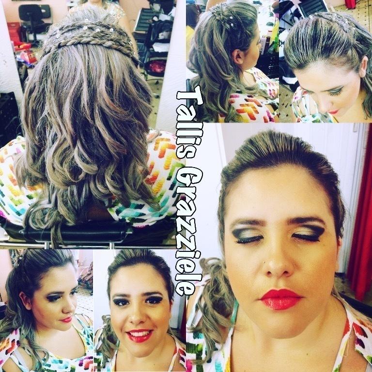 Penteado & Make  cabelo cabeleireiro(a)