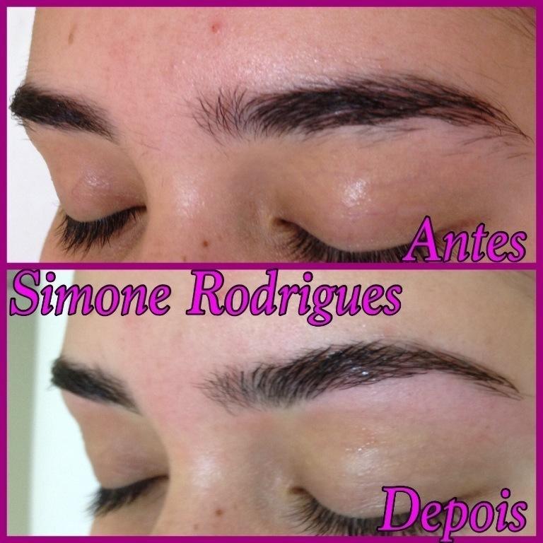 designer de sobrancelhas esteticista depilador(a) micropigmentador(a)