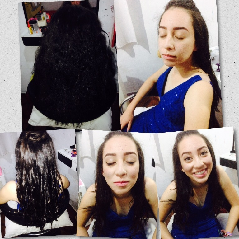 maquiador(a) auxiliar cabeleireiro(a)