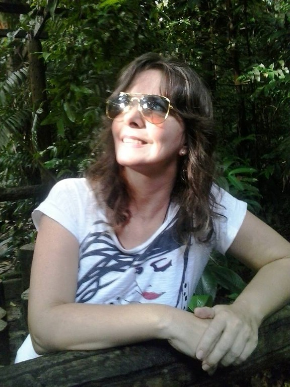 Eu no Bosque Rodrigues Alves em Belém do Pará  esteticista cabeleireiro(a)