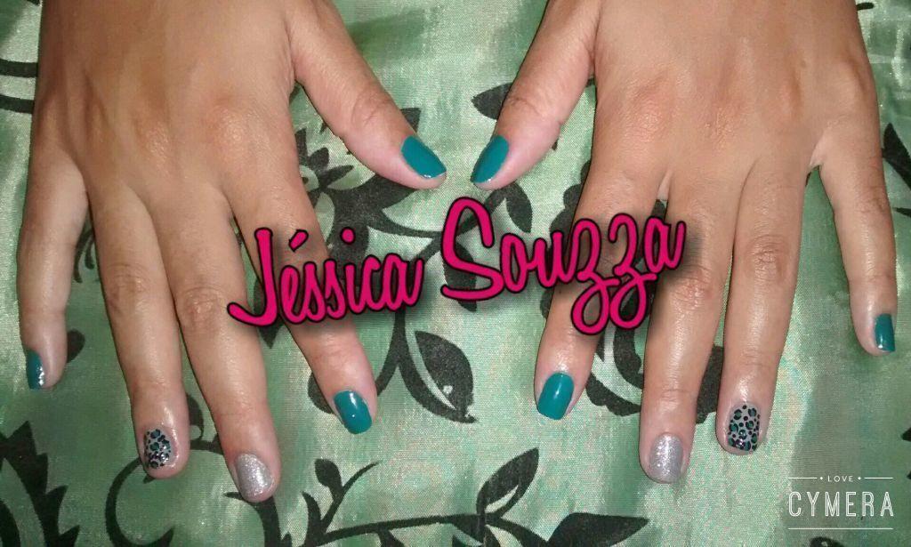 • unhas da Andressa' unha manicure e pedicure
