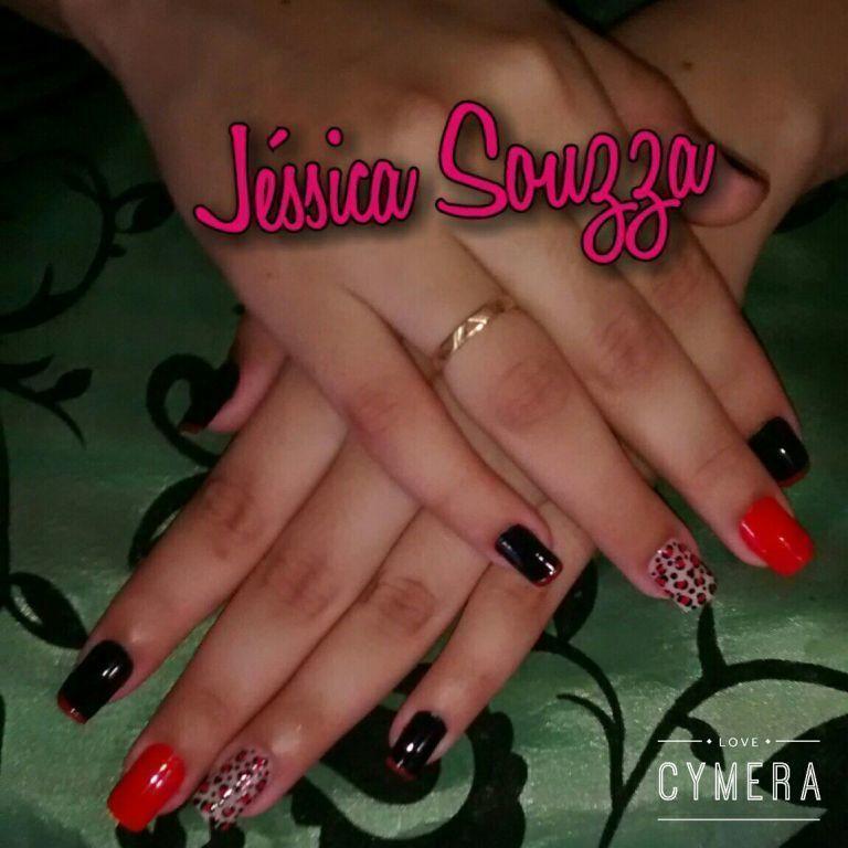 • unhas da Amanda' unha manicure e pedicure