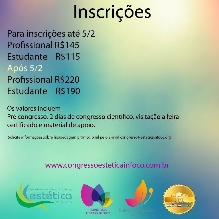 esteticista cosmetólogo(a) massoterapeuta terapeuta podólogo(a)