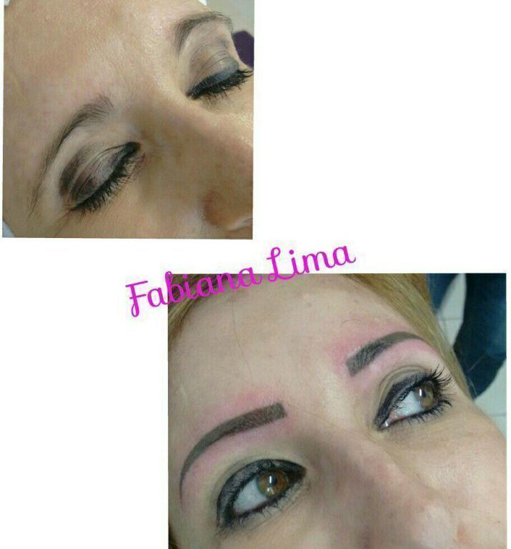Micropigmentação outros micropigmentador(a) designer de sobrancelhas maquiador(a)