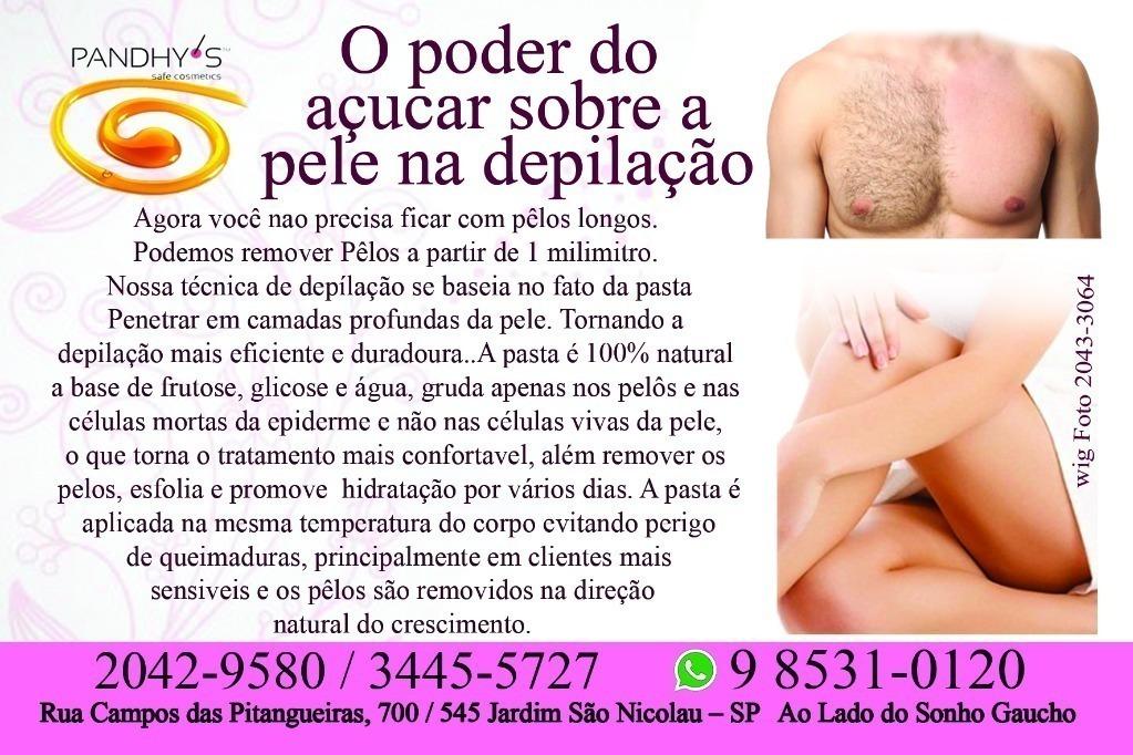 TÉCNICA INOVADORA DE EPILAÇÃO PERFEITO PRINCIPALMENTE PARA PARTES INTIMAS.( NÃO É CERA) dermopigmentador(a)