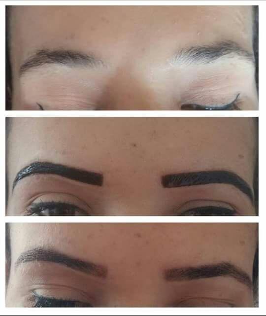 Design de sobrancelha mais henna estética manicure e pedicure depilador(a) designer de sobrancelhas recepcionista vendedor(a)