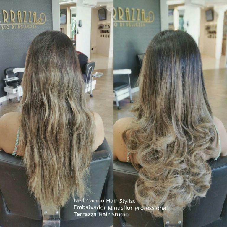 Sombre!!! cabelo cabeleireiro(a)