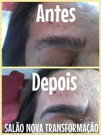 cabeleireiro(a) manicure e pedicure designer de sobrancelhas maquiador(a)