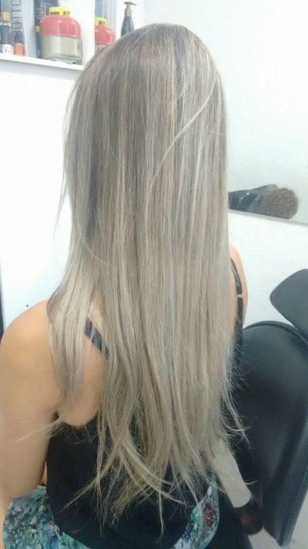 Luzes cabelo cabeleireiro(a) manicure e pedicure maquiador(a)