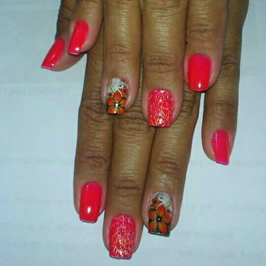 Manicure unha manicure e pedicure