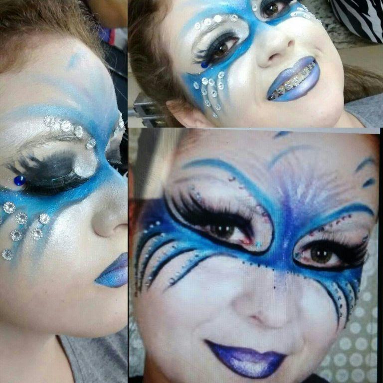maquiagem empresário(a) / dono de negócio