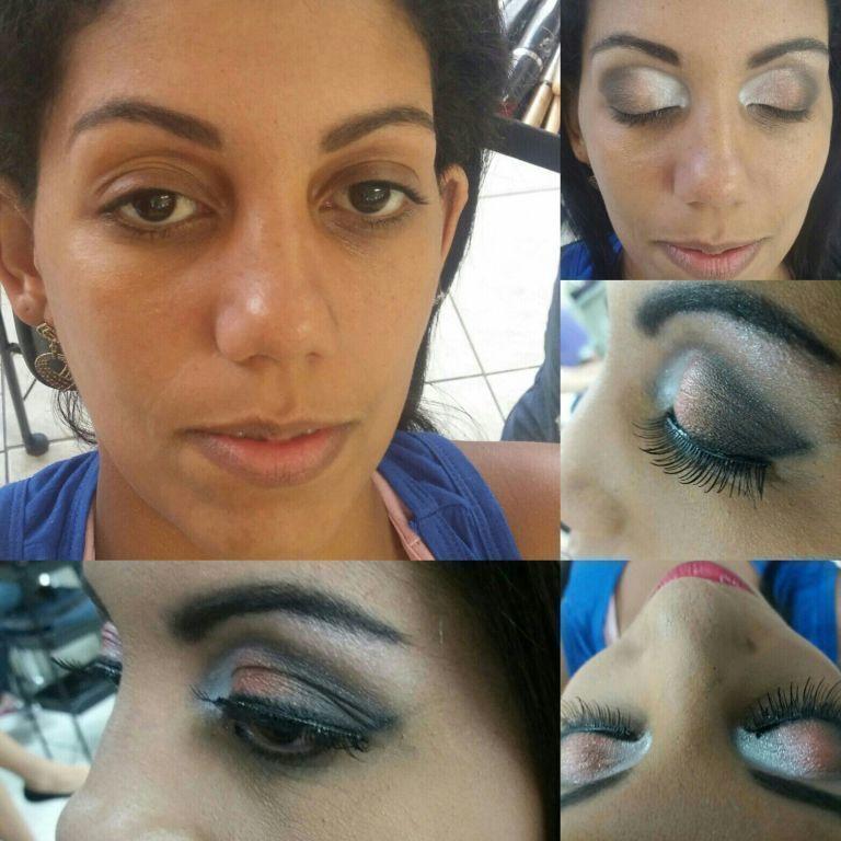 Maquiagem aformanda maquiagem empresário(a) / dono de negócio