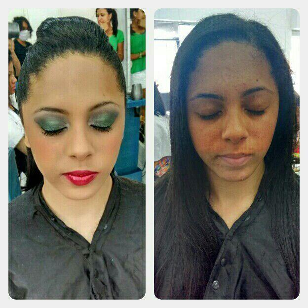 maquiador(a) cabeleireiro(a) esteticista cabeleireiro(a)