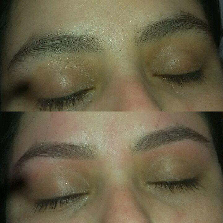 esteticista designer de sobrancelhas