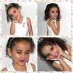 Maquiagem colorida para book  #bookinfantil #makecolorida #maquiagemparacriança #maquiagemparafotografia
