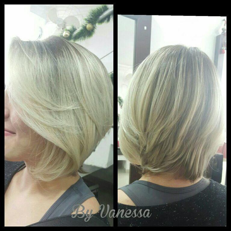 Ombre cabelo cabeleireiro(a) auxiliar cabeleireiro(a)