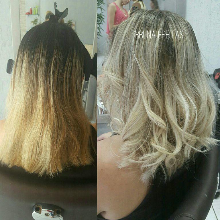 Luzes cabelo cabeleireiro(a) maquiador(a) micropigmentador(a)