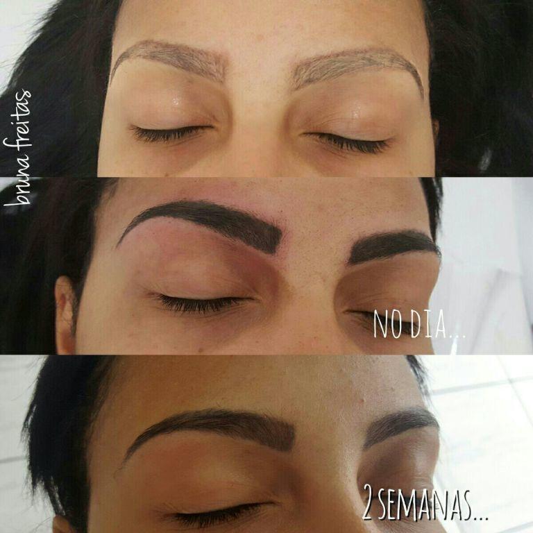 Micropigmentação estética cabeleireiro(a) maquiador(a) micropigmentador(a)
