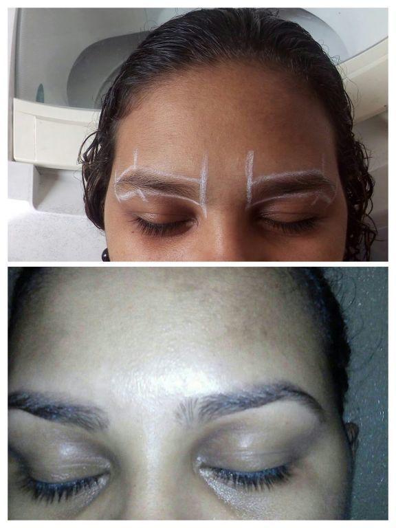 outros estética esteticista designer de sobrancelhas