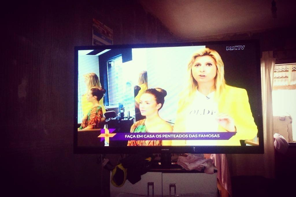 Dicas#de#penteados#para#o#programa#Vermais #ric tv #isabelhair #isabelcabelo @ic-hair  cabeleireiro(a)