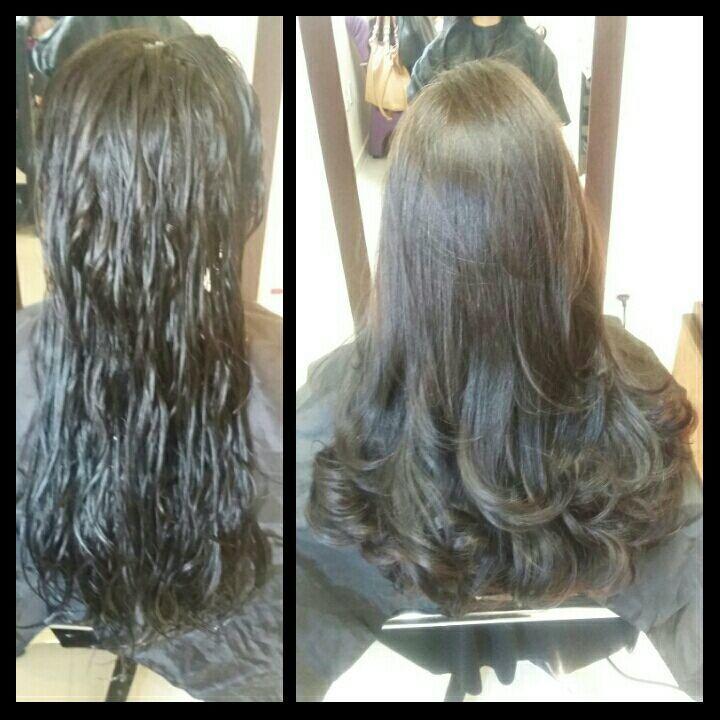 Corte e Escova cabelo auxiliar cabeleireiro(a) cabeleireiro(a)