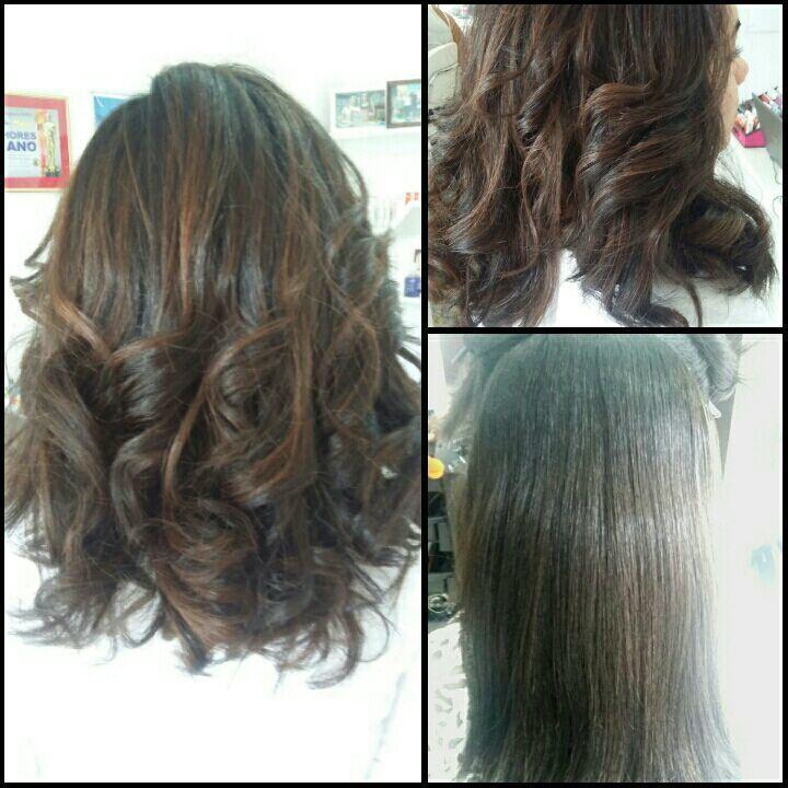 Mechas - Caramelo cabelo auxiliar cabeleireiro(a) cabeleireiro(a)