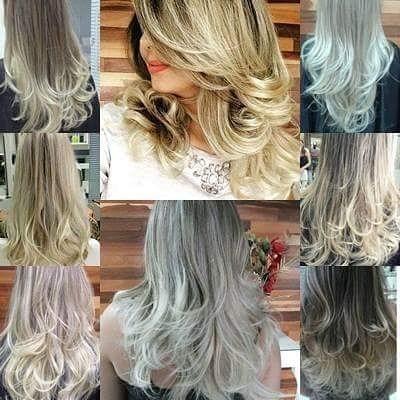Escolha o loiro de sua preferência e nós do Maria Ramalho Hair fazemos para você com um super desconto!!! Rua dos lírios, 1401 próximo ao Chalé do Italiano ou 3515-8055/9940-0584(whats) cabeleireiro(a)
