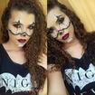 #makecarnaval https://www.facebook.com/pages/Shayla-MakeUp/426126237544233?fref=ts Instagram @makeupshay