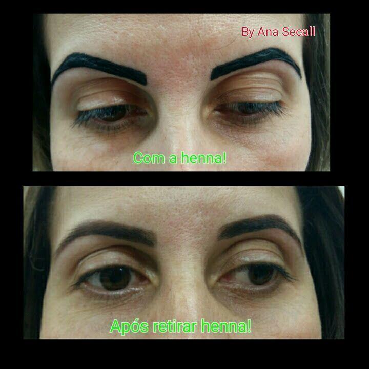 Design e aplicação de henna no tom ideal pros tons de pele e cabelo da cliente. estética cabeleireiro(a) manicure e pedicure escovista barbeiro(a) auxiliar cabeleireiro(a)