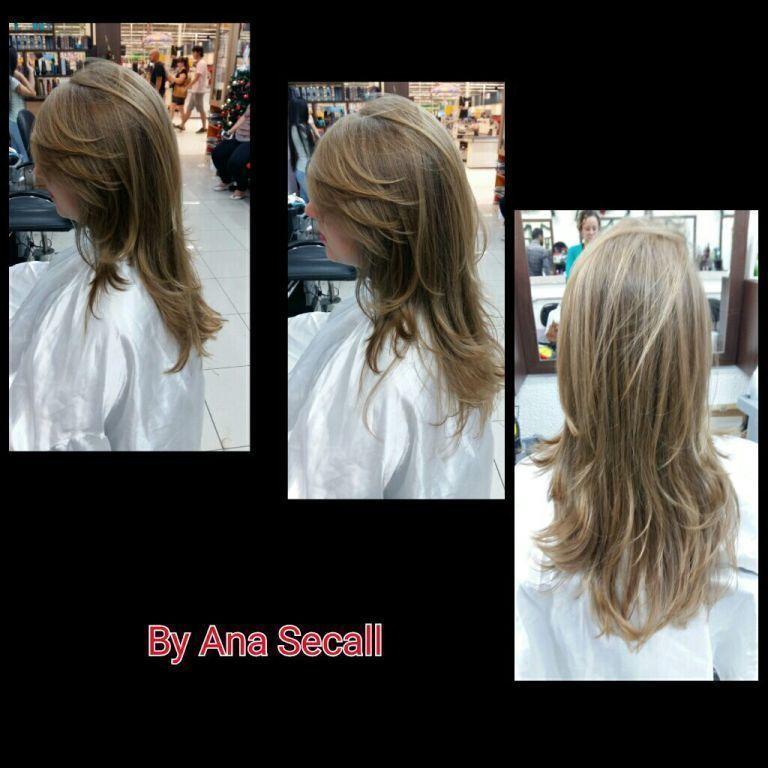 Corte: Repicado e desfiado cabelo cabeleireiro(a) manicure e pedicure escovista barbeiro(a) auxiliar cabeleireiro(a)