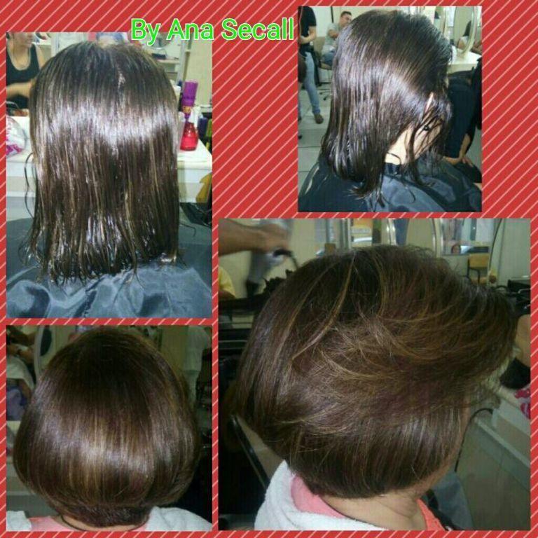 Corte: Chanel classico!  Coloração! cabelo cabeleireiro(a) manicure e pedicure escovista barbeiro(a) auxiliar cabeleireiro(a)