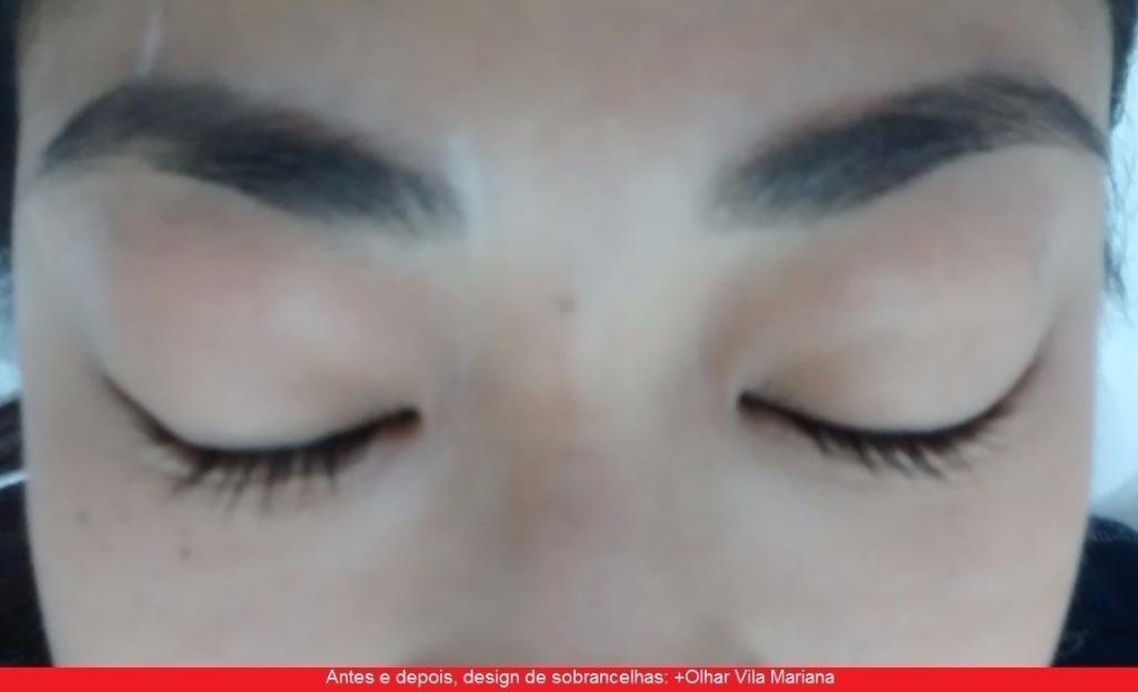 Design de sobrancelhas maquiador(a) esteticista designer de sobrancelhas gerente