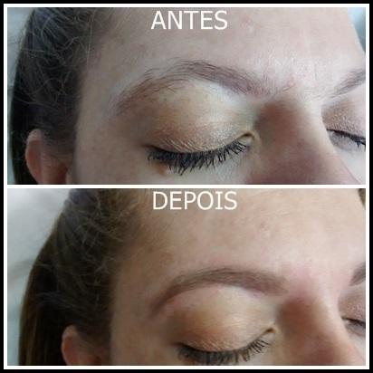 designer de sobrancelhas assistente maquiador(a) auxiliar administrativo recepcionista