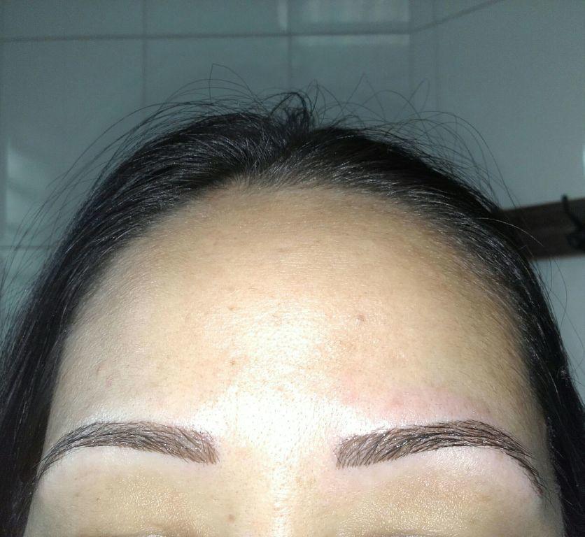 Depois outros micropigmentador(a) designer de sobrancelhas esteticista depilador(a)